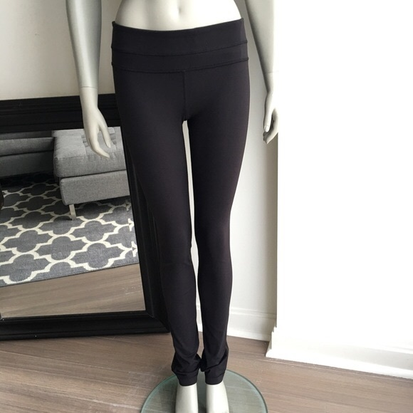 f6e8d132d lululemon athletica Pants - Lululemon skinny groove pants
